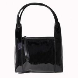 Gucci Petit sac vernis noir