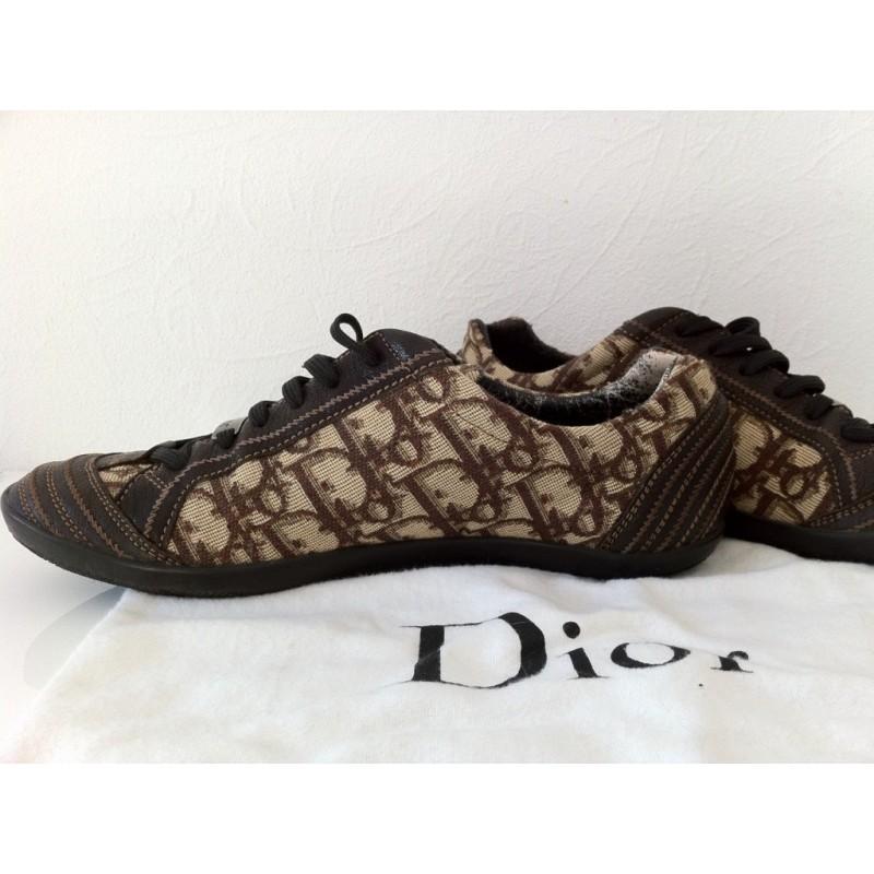 Baskets Dior