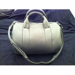 Rocco leather tote