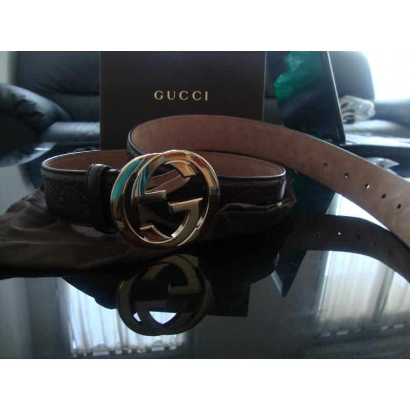 Ceinture Gucci