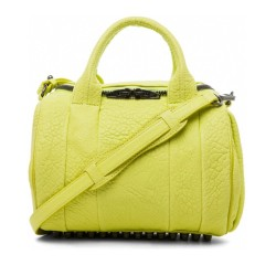 Yellow Rockie Acid Pebble Bag