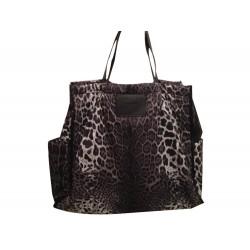Sac Zip leopard